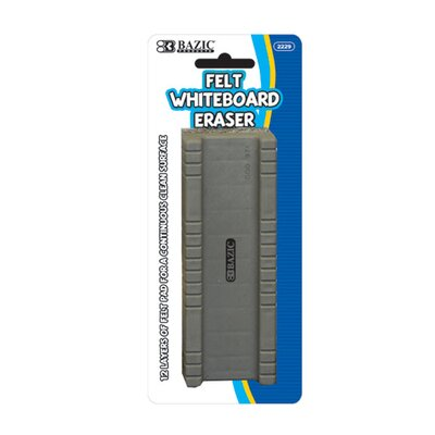 Bazic Peel-Away Whiteboard Eraser