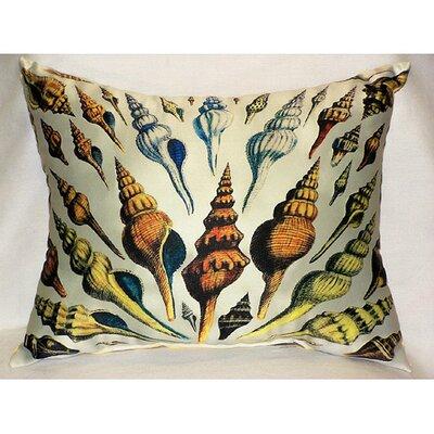 Betsy Drake Interiors Antique Indoor/Outdoor Lumbar Pillow