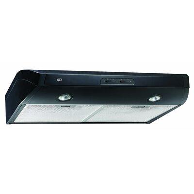 "30"" 350 CFM Under Cabinet Range Hood Product Photo"