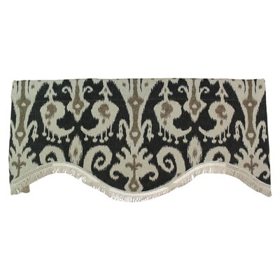 "Ikat 50"" Curtain Valance Product Photo"