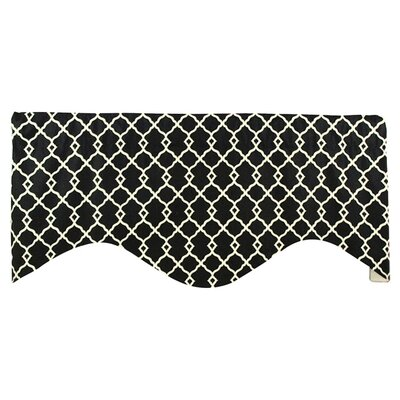 "Chippendale 50"" Curtain Valance Product Photo"