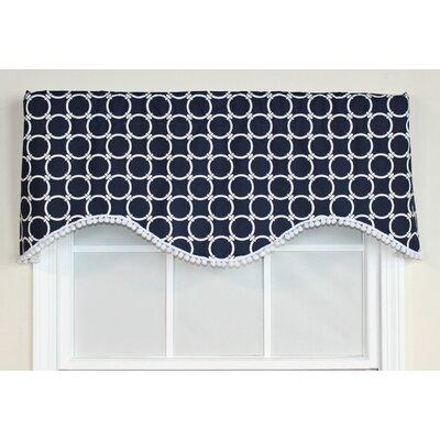 """Ringlets Cornice 50"""" Curtain Valance Product Photo"""