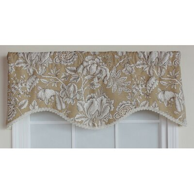 "Iris Cornice 50"" Curtain Valance Product Photo"