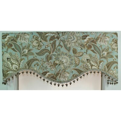 "Jacobie Cornice 50"" Curtain Valance Product Photo"