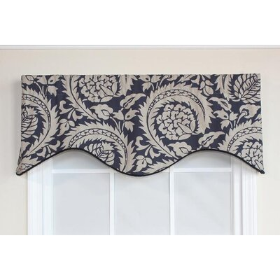 "Lisbon 50"" Curtain Valance Product Photo"