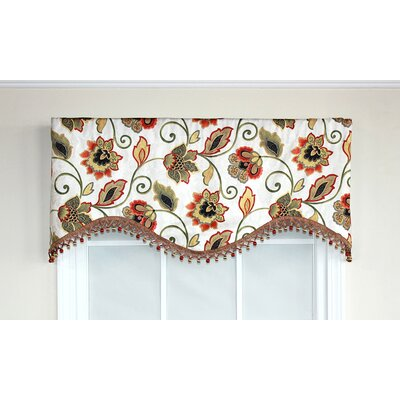 "Melody Cornice 50"" Curtain Valance Product Photo"