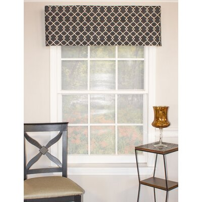 Chippendale Straight Curtain Valance Product Photo