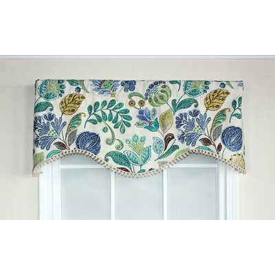 "Harmony Cornice 51"" Curtain Valance Product Photo"