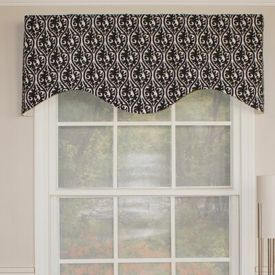"Killian Cornice 50"" Curtain Valance Product Photo"