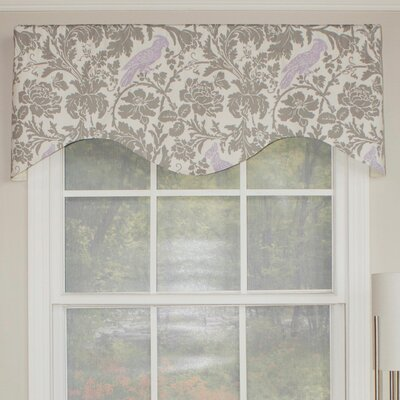 "Old Bird Cornice 50"" Curtain Valance Product Photo"