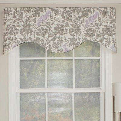 "Old Bird Cornice 50"" Curtain Valance Product Photo"