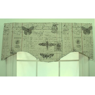"Antique Ledger 50"" Curtain Valance Product Photo"