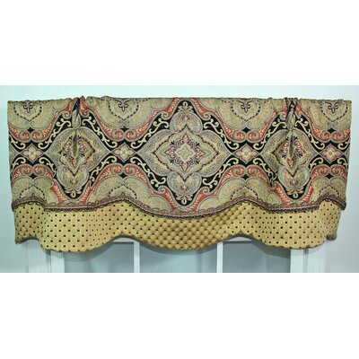 "Allon Glory 50"" Curtain Valance Product Photo"