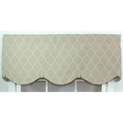 "Porte Bouton 50"" Curtain Valance Product Photo"