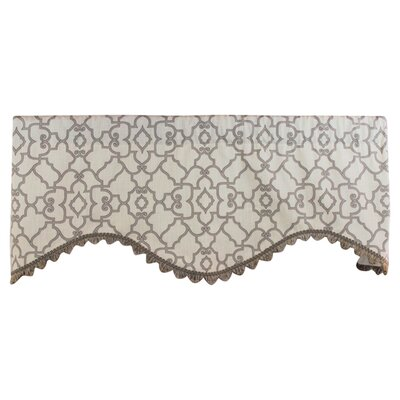 "Garden Gate 50"" Curtain Valance Product Photo"