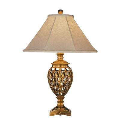 "Remington Lamp Company 26.5"" H Table Lamp with Empire Shade"