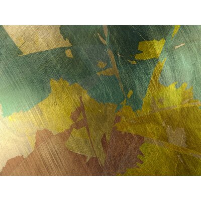 Carlyle Fine Art Abstract Flutter No.2 by Jordan Carlyle Graphic Art