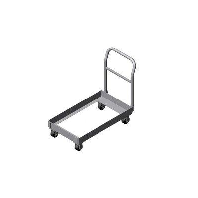 PVIFS Double Chill Tray Platform Dolly