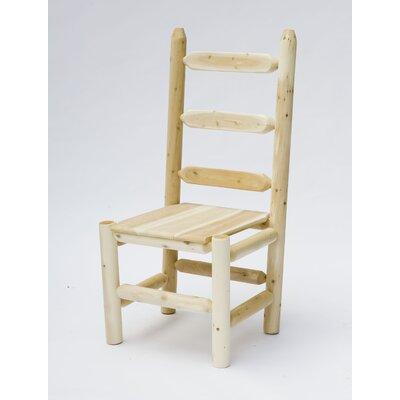 Rustic Natural Cedar Furniture Cedar Side Chair