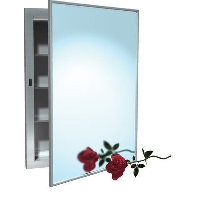 "24"" x 26"" Recessed Medicine Cabinet Product Photo"