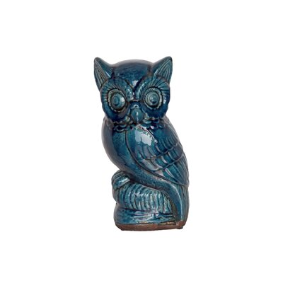 Urban Trends Ceramic Owl Gloss