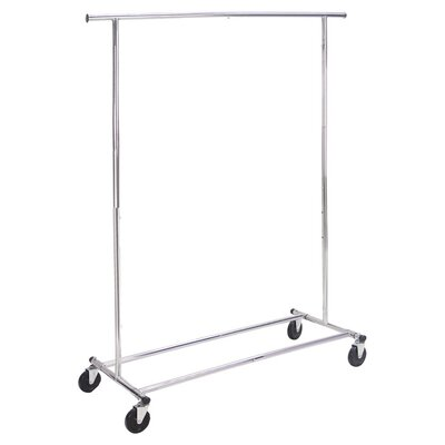 Free Standing Storage Commercial Garment Rack Product Photo