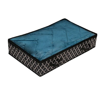 Quatrefoil Cambridge Underbid Storage Bags Chest Organizer Product Photo