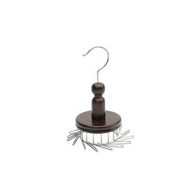 Richards Homewares Closet Accessories 16 Hook Tie Spinner