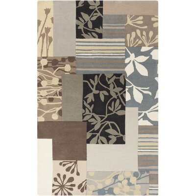 Multi-colored Floral Area Rug by Harlequin
