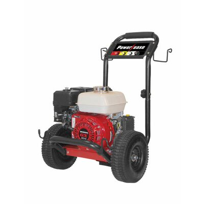 Powerease 2700 PSI 3 GPM Cold Water Pressure Washer by BE Pressure