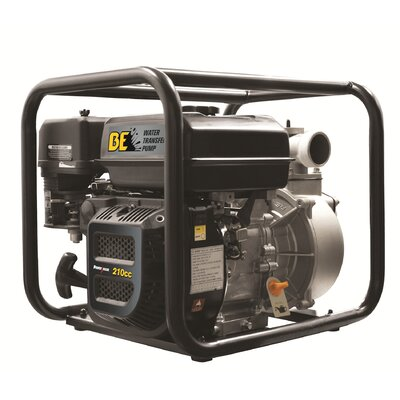 264 GPM Commercial Trash Pump by BE Pressure
