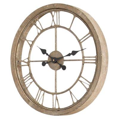 Gloria Wall Clock by Mercana