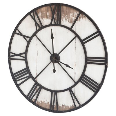 Easton Wall Clock by Mercana