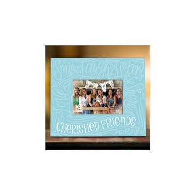 Cherished Friends Picture Frame by Glory Haus