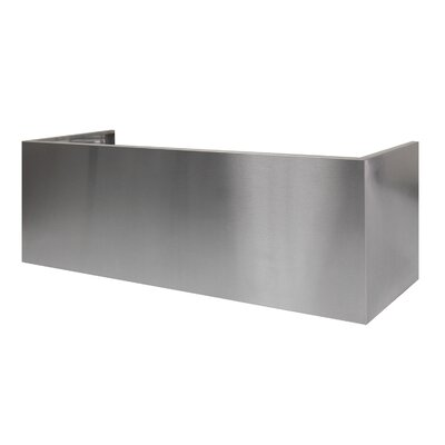 "RA-35 Series 36"" Duct Cover in Stainless Steel Product Photo"