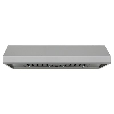 """WS-38 30"""" Under Cabinet Range Hood in Stainless Steel Product Photo"""