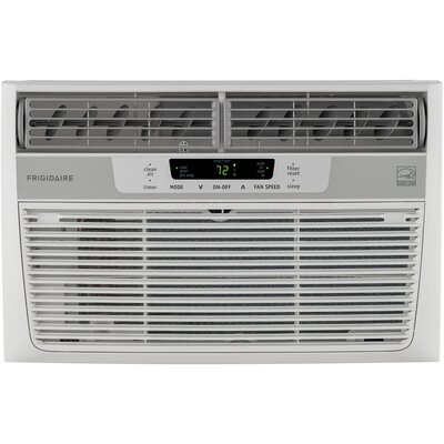 6,000 BTU Window-Mounted Mini-Compact Air Conditioner with Remote Product Photo