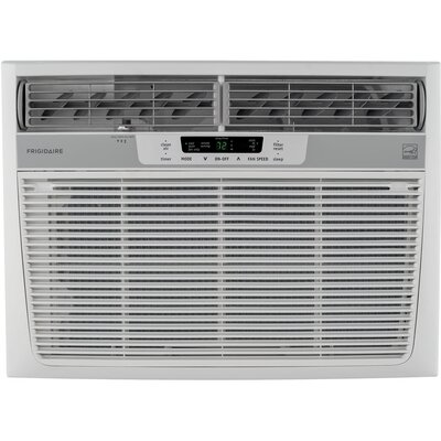 18,500 BTU Window-Mounted Median Air Conditioner with Remote Product Photo