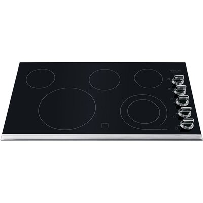 "Gallery 36.75"" Electric Cooktop with 5 Burners Product Photo"