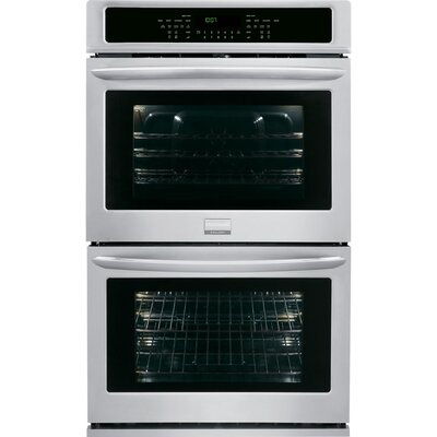 "27"" Electric Double Wall Oven in Stainless Steel Product Photo"