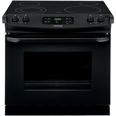 4.6 Cu. Ft. Electric Range Product Photo