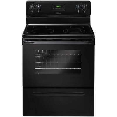 4.8 Cu. Ft. Electric Range Product Photo