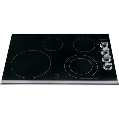 "Gallery 30.38"" Electric Cooktop with 4 Burners Product Photo"