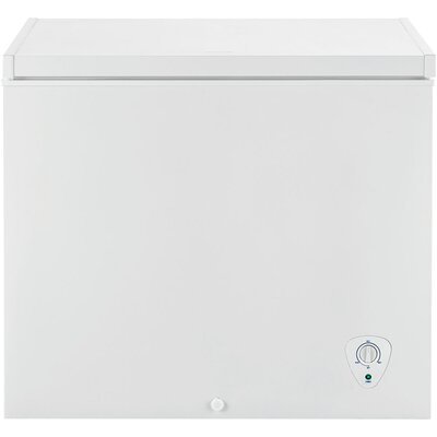 7.2 cu. ft. Chest Freezer in White by Frigidaire