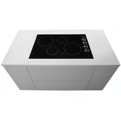 """32"""" Electric Cooktop with 4 Burners Product Photo"""