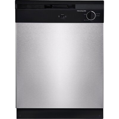"24"" 62 dBA Built-In Dishwasher Product Photo"