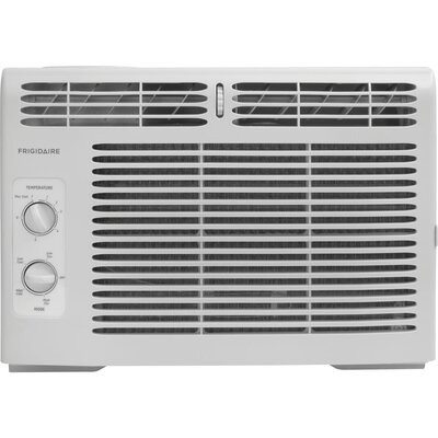 5000 BTU Window Mini-Compact Air Conditioner with Mechanical Controls Product Photo