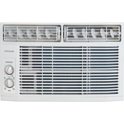 8000 BTU Window Mini-Compact Air Conditioner with Mechanical Controls Product Photo