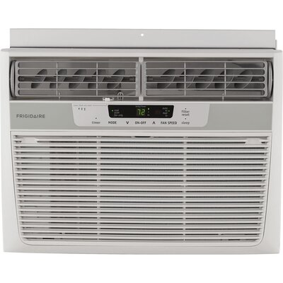 10000 BTU Window Compact Air Conditioner with Remote Control Product Photo