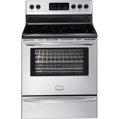 Gallery Series 5.4 Cu. Ft. Electric Range in Stainless Steel Product Photo
